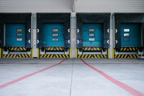 Significance of line marking for warehouses